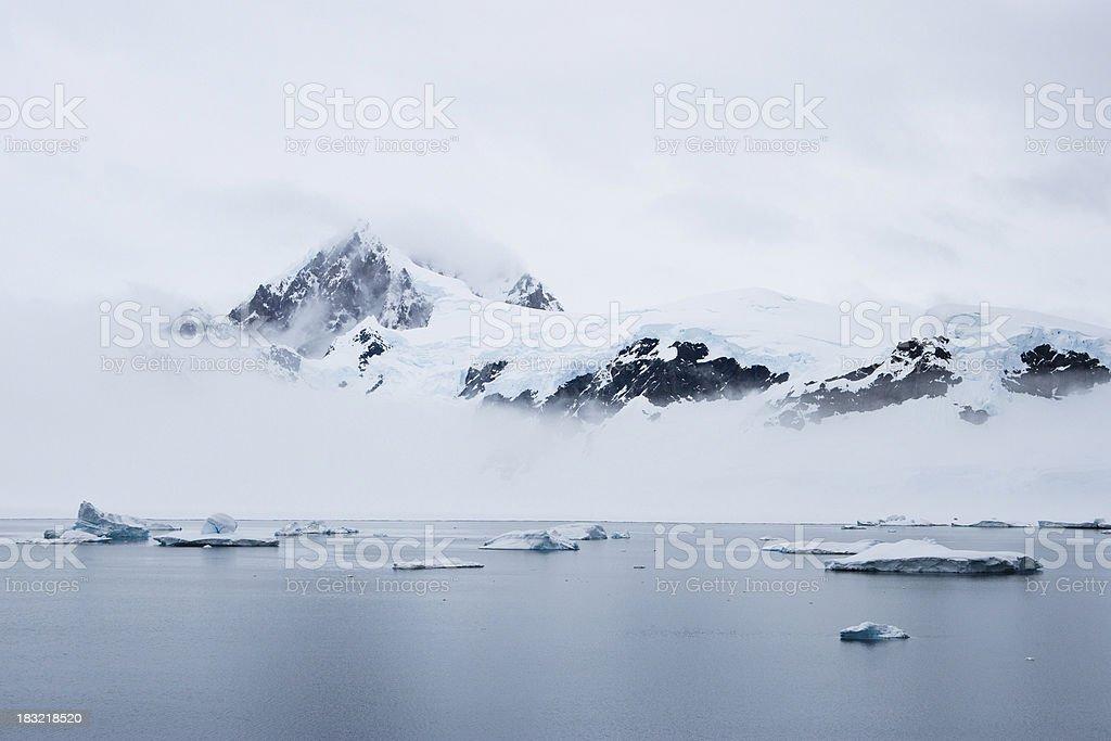 Winter Wilderness royalty-free stock photo