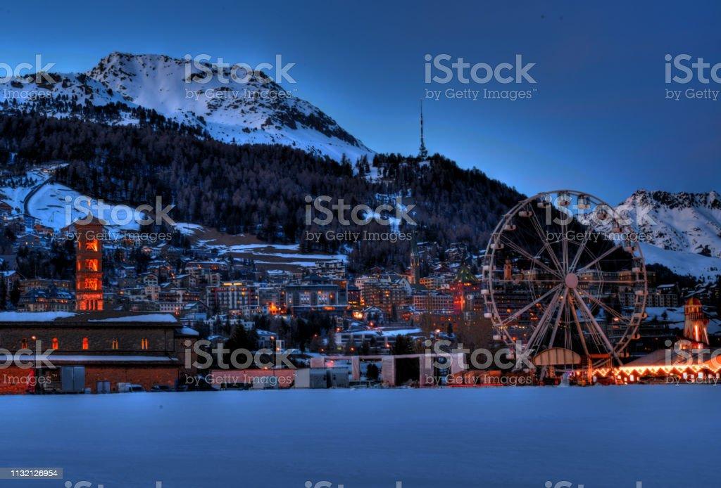 Winterwunder in St.Moritz – Foto