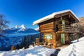 Winter, Snow, Germany, Upper Bavaria, Bavaria, Watzmann