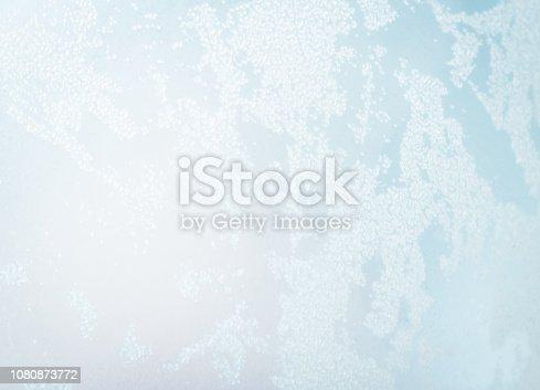 847752786 istock photo Winter xmas white blue background. 1080873772