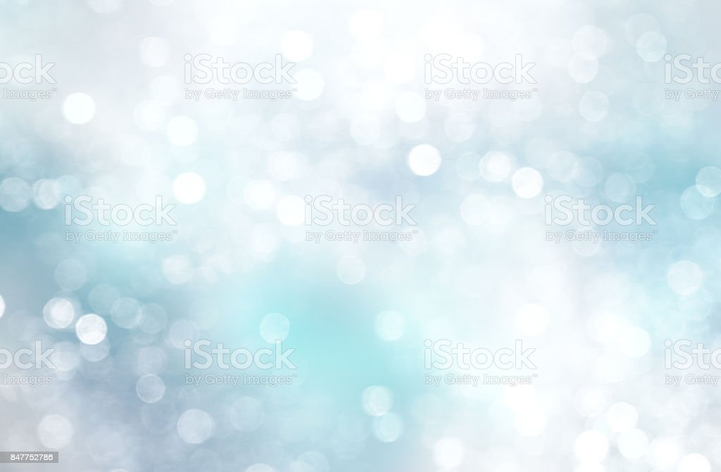 Winter xmas white blue background. stock photo
