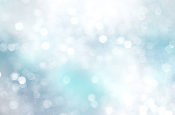 Winter xmas white blue background. stock photo