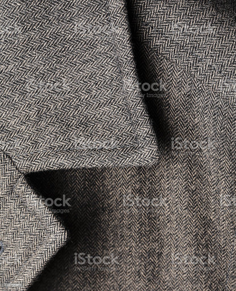 Wintercoat stock photo