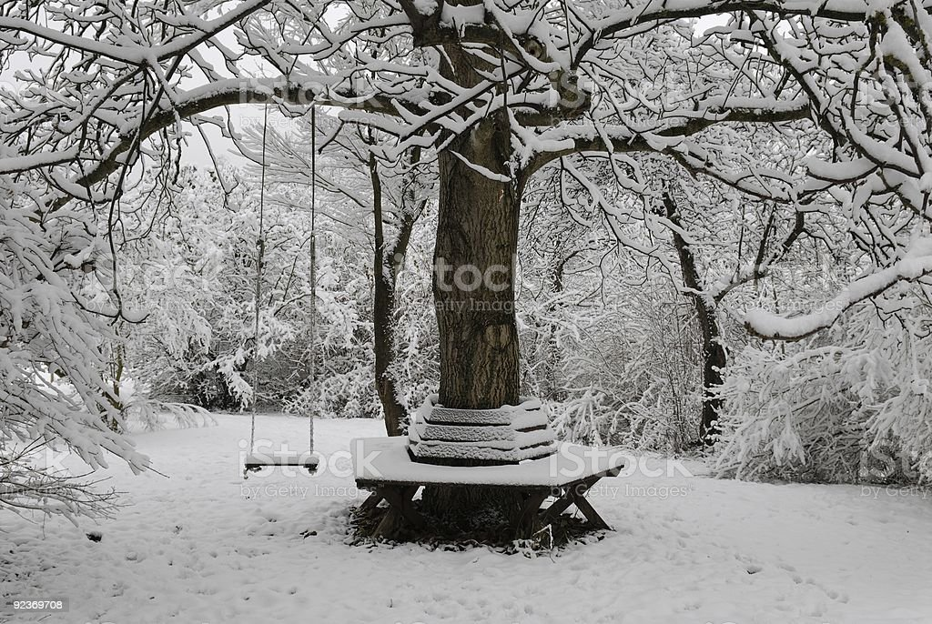 winterruhe royalty-free stock photo