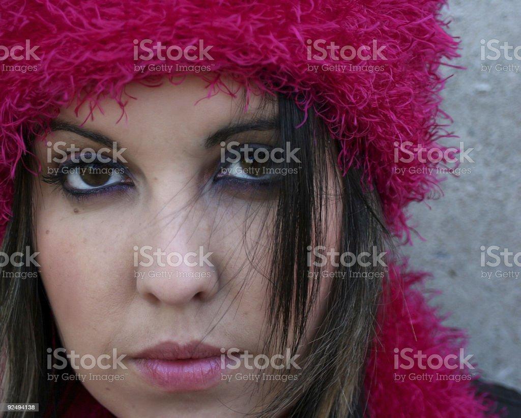 winters blush royalty-free stock photo