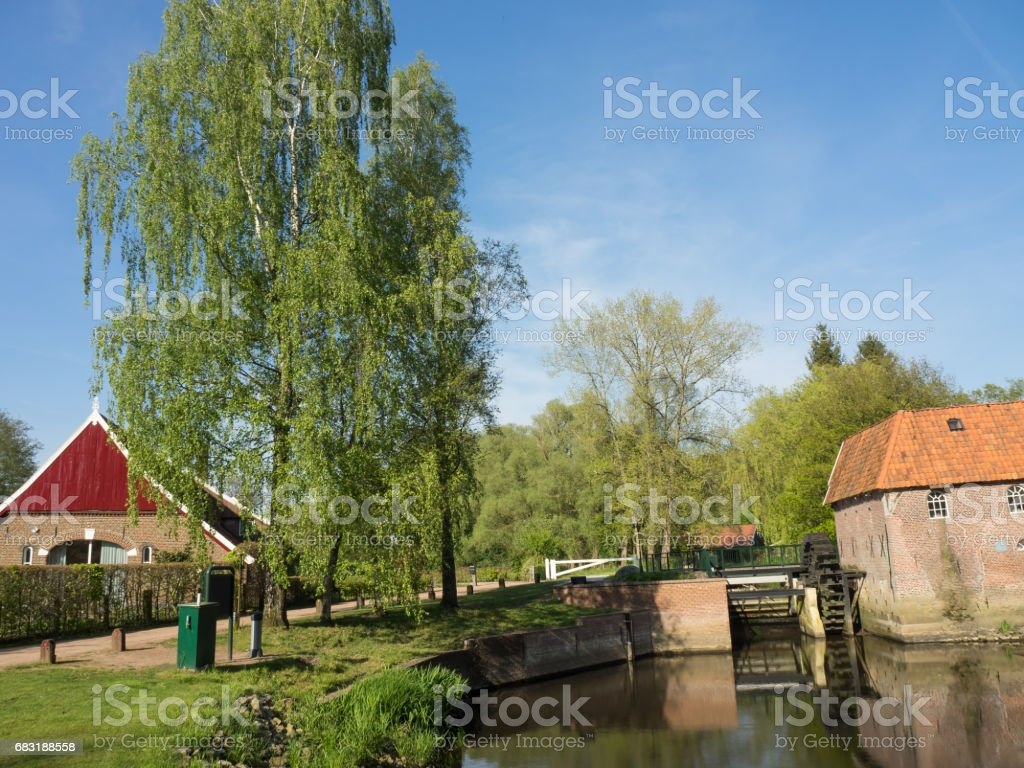 winterswijk in the netherlands royalty-free 스톡 사진