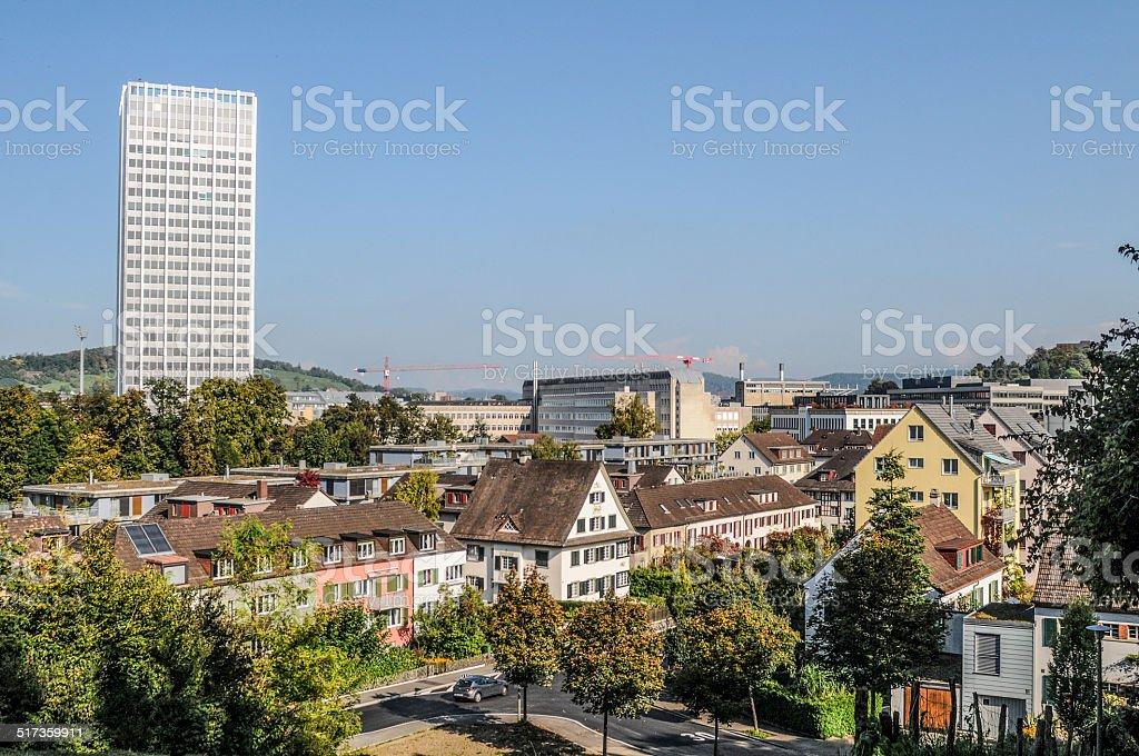 Winterthur (Switzerland) stock photo