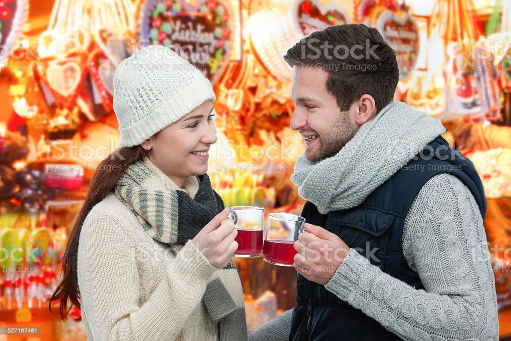 Wintertime stock photo