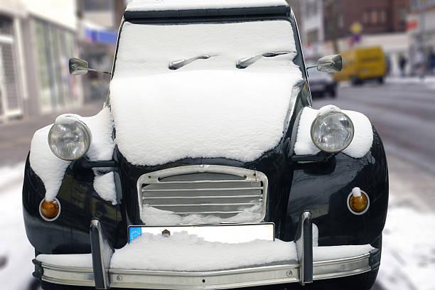 Winterverkehr – Foto