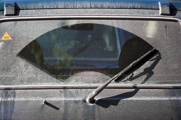wiper stock photo