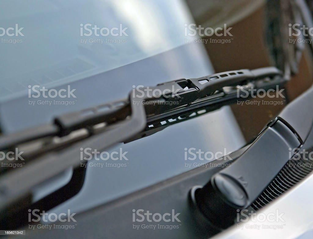 wiper royalty-free stock photo