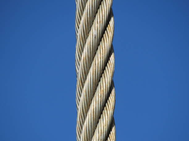 wire cable - dianna dann narciso stock pictures, royalty-free photos & images