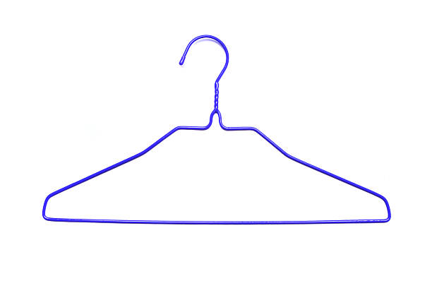 Royalty Free Wire Coat Hanger Pictures, Images and Stock Photos - iStock