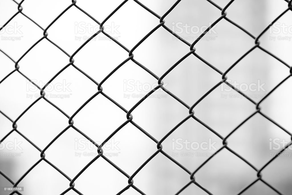 Wire Fence Stock Photo & More Pictures of Abstract | iStock