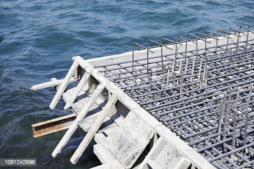 Wire mesh steel Rebars for reinforced concrete