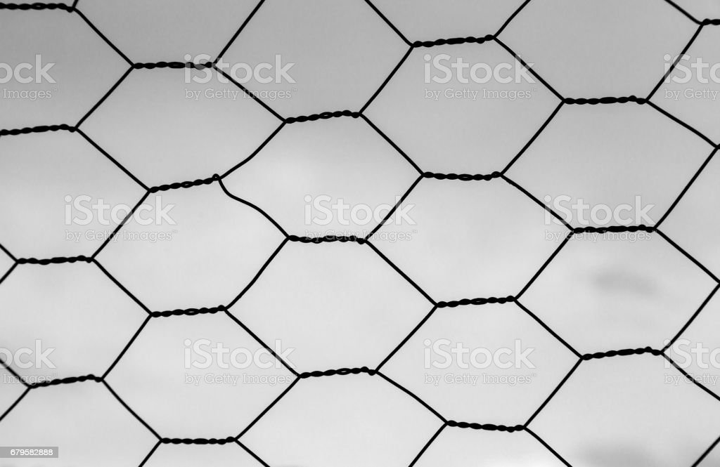Wire Netting Stock Vector Art & More Images of Abstract 679582888 ...