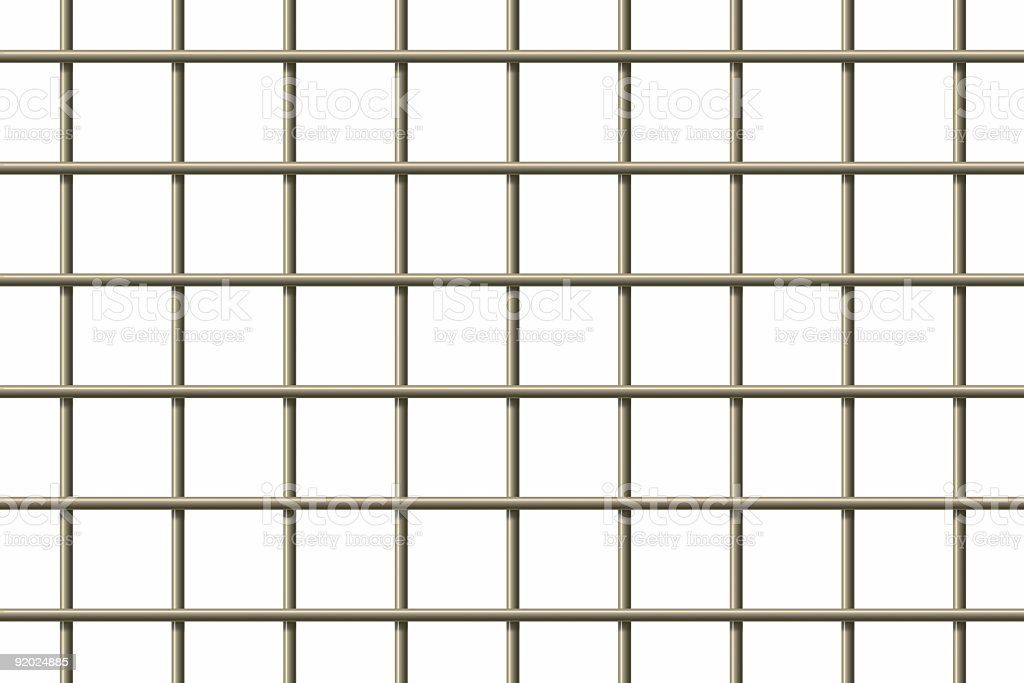 Wire Netting royalty-free stock photo