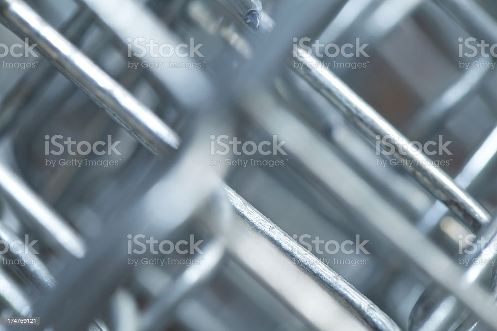 Wire royalty-free stock photo