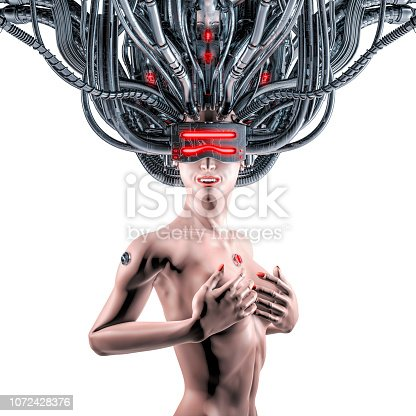 istock Wired for data woman 1072428376