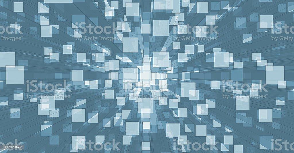 Wireframe background royalty-free stock photo