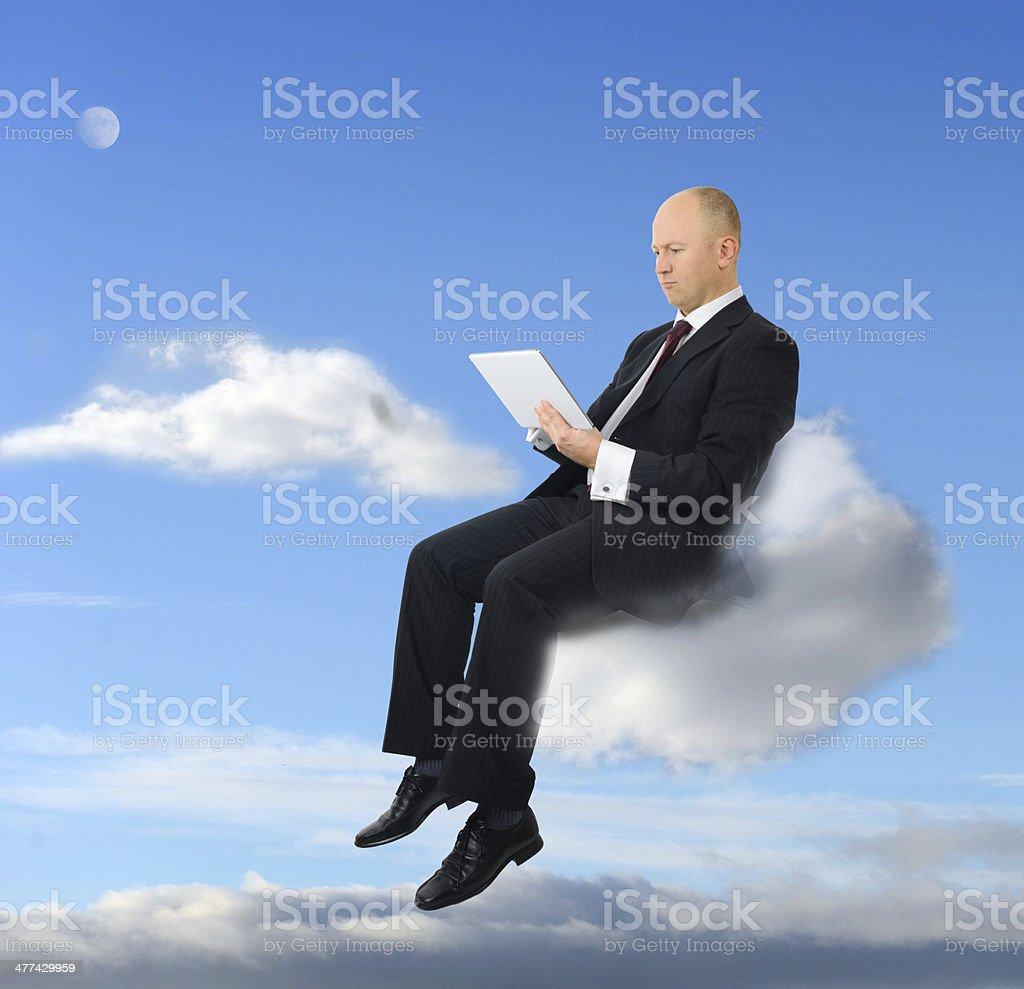 wireless access royalty-free stock photo