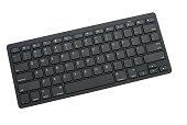 istock Wireless bluetooth computer keyboard 1152881215