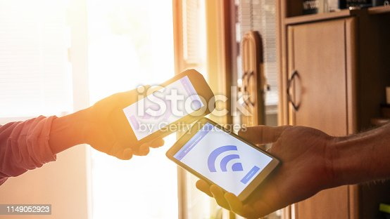 Help a friend while visiting you by loaning a bit of charge from your phone. Good to have the mobile app.