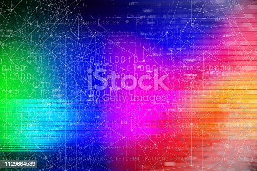 istock Wireless Communication Network Background 1129664539