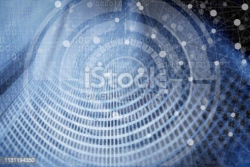 186827106 istock photo Wireless Communication Network Background 1131194350