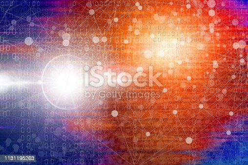 186827106 istock photo Wireless Communication Network Background 1131195263