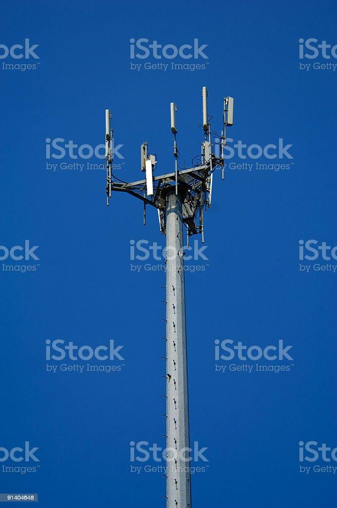 Wireless Communication stock photo