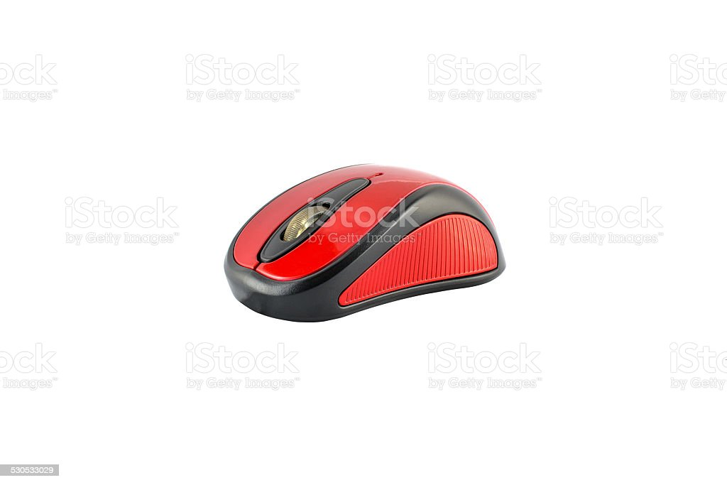 Wireless Computer Mouse Stock Photo - Download Image Now - iStock