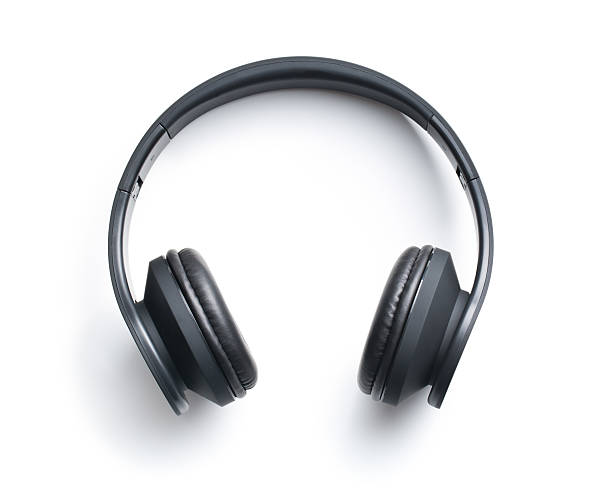 Auriculares inalámbrico - foto de stock