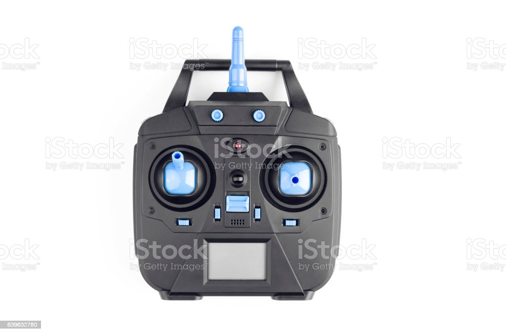 Wireless Joystick Drone Controller Royalty Free Stock Photo