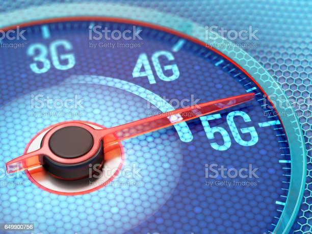 5g Wireless Network - Fotografie stock e altre immagini di 3G