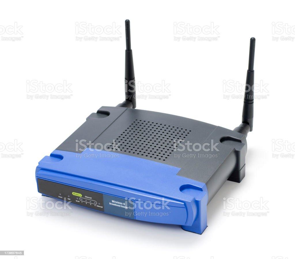 Kabelloses Netzwerk Router – Foto