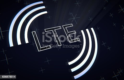 istock LTE Wireless Networking Technology 636878514