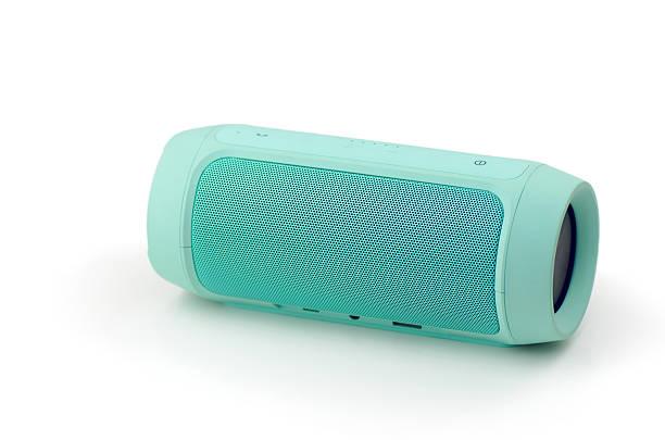 Wireless Portable Speaker stock photo