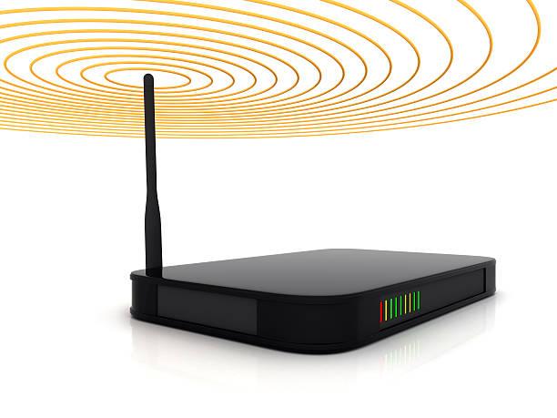 w-lan router - router stock-fotos und bilder
