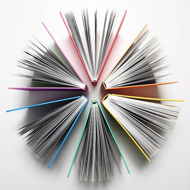 sagesse explosion de - livre ouvert photos et images de collection
