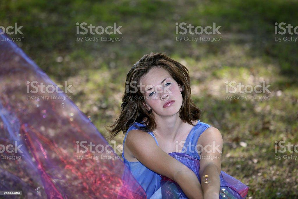 Wishful Thinking royalty-free stock photo