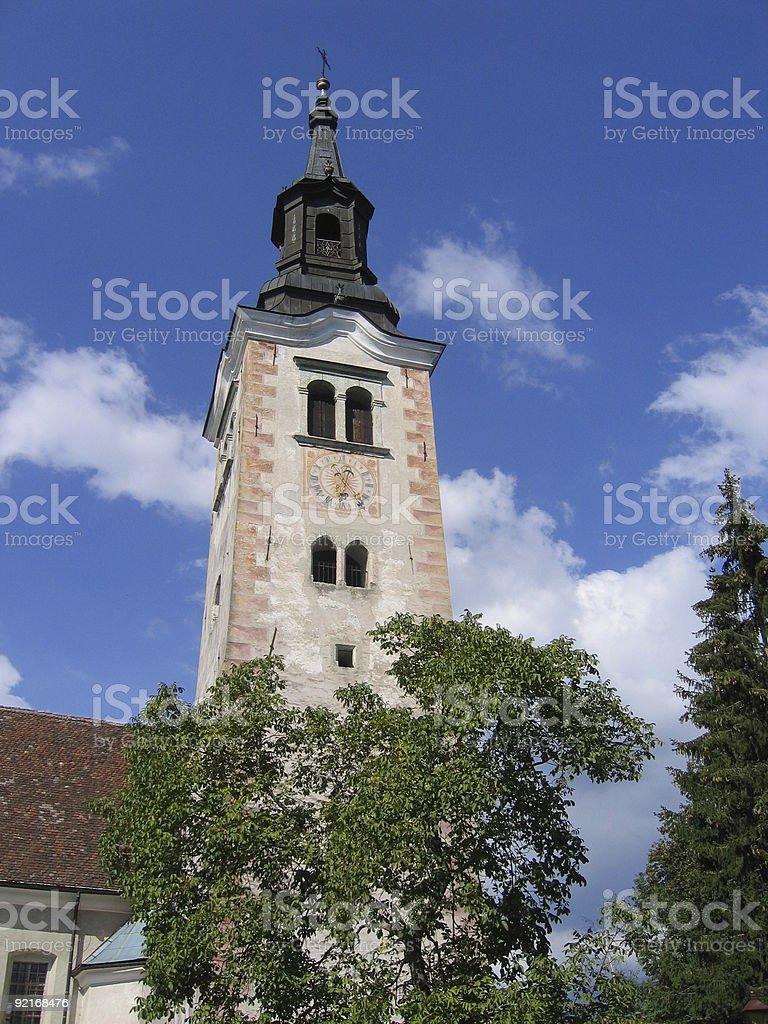 Wishing Tower stock photo