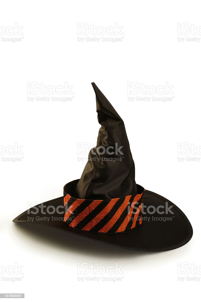 Witch Hat stock photo