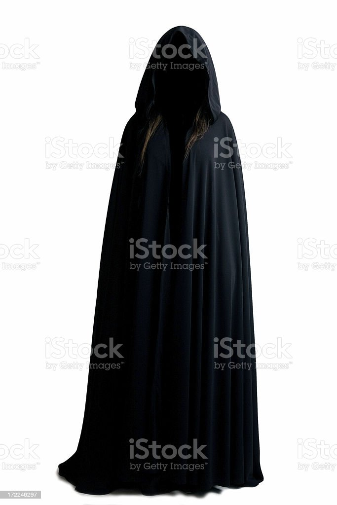 Witch stock photo