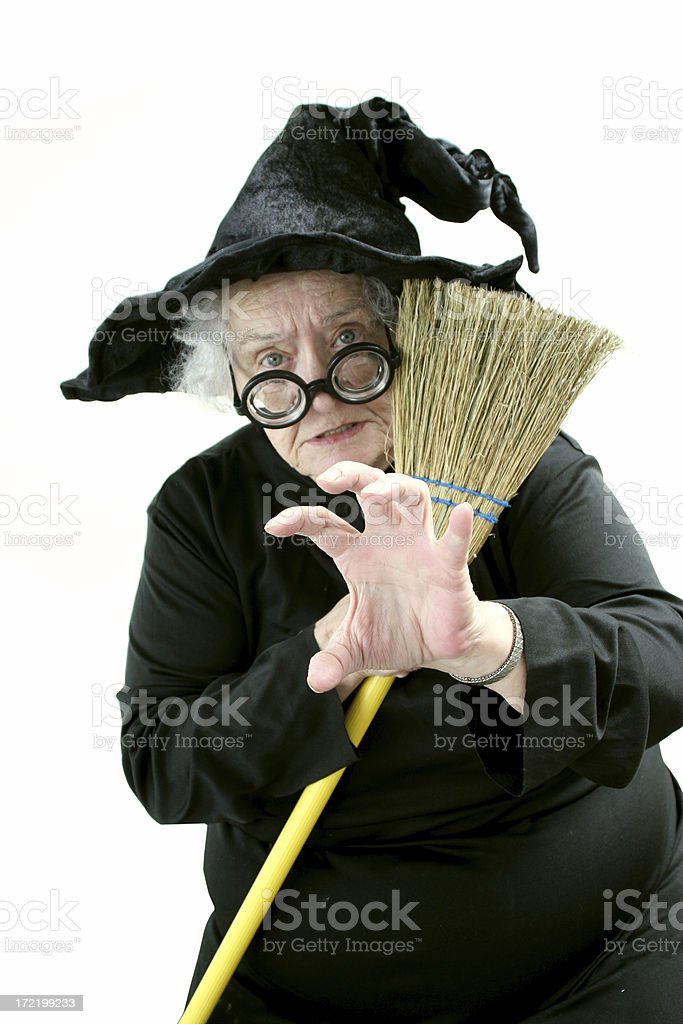 Witched Series royalty-free stock photo