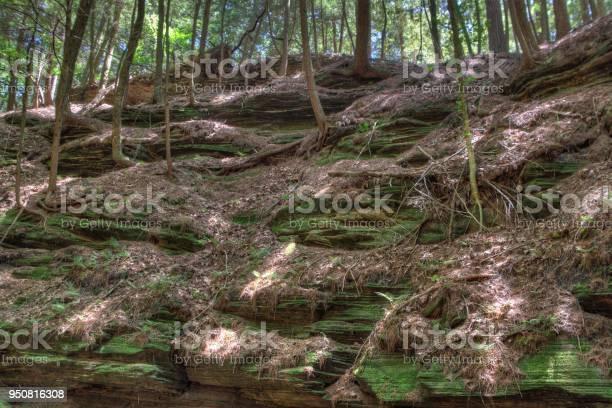 Photo of Witches Gulch is a hidden Attraction in Wisconsin Dells and can only be reached by Boat