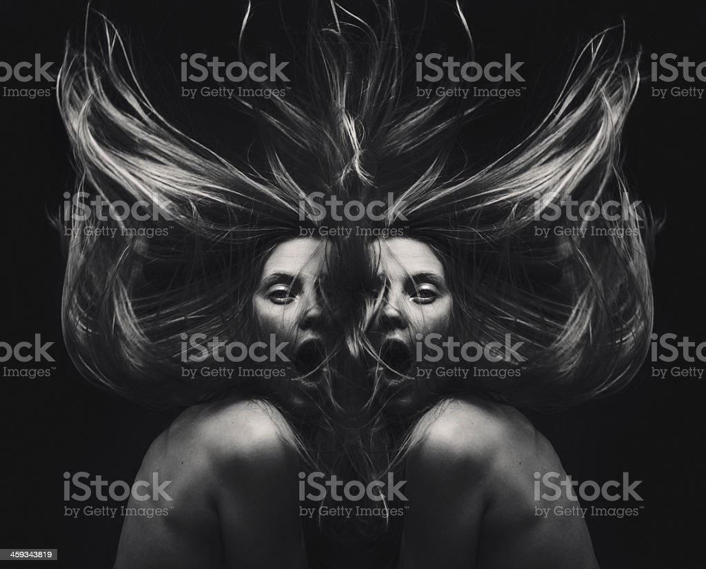 witches stock photo
