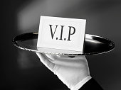 istock V.I.P. with a First Class Service 182756646