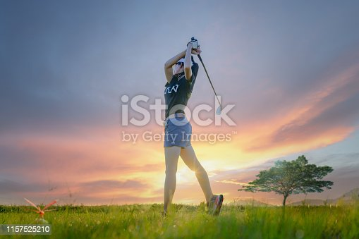 istock With Charming swing 1157525210