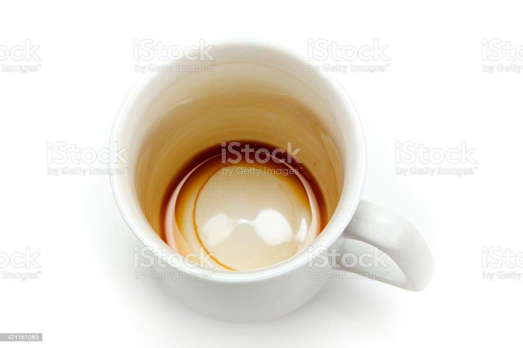 XXXL with ClippingPath Coffee stock photo